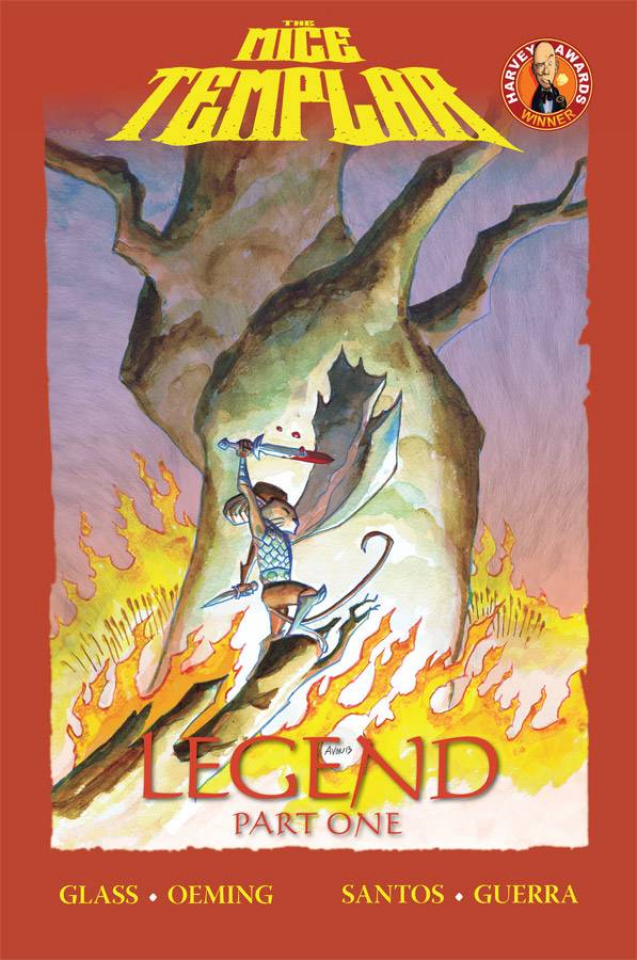 The Mice Templar Vol. 4: Legend, Part 1