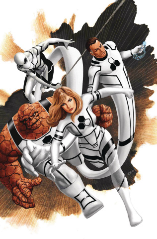 The Amazing Spider-Man #3 (Epting Return of Fantastic Four Cover)