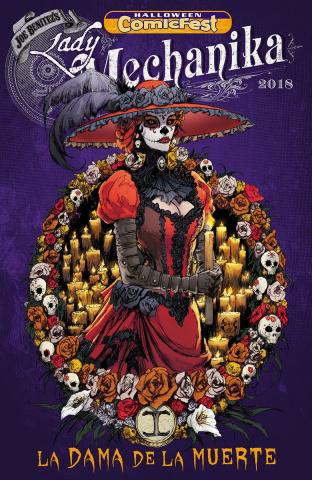 Lady Mechanika: La Dama de la Muerte #1 (Halloween ComicFest 2018)