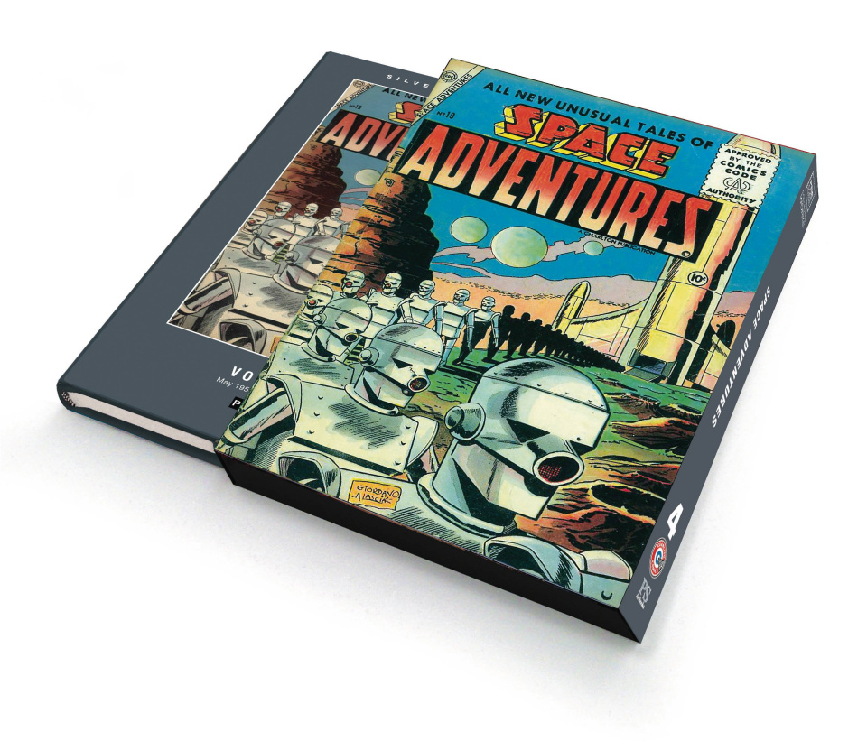 Space Adventures Vol. 4 (Slipcase Edition)