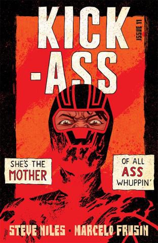 Kick-Ass #11 (Shalvey Cover)