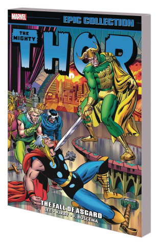 Thor: The Fall of Asgard (Epic Collection)