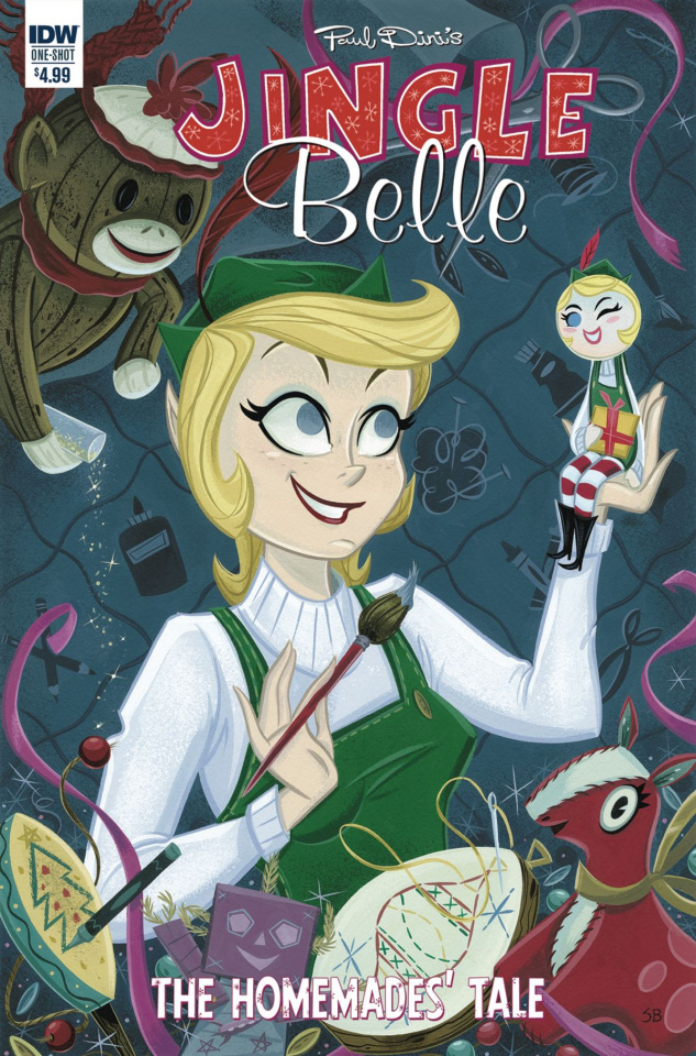 Jingle Belle: The Homemade's Tale