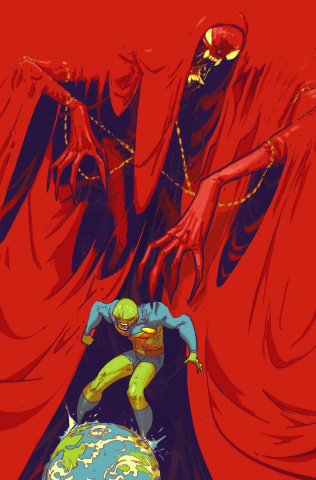 Martian Manhunter #5