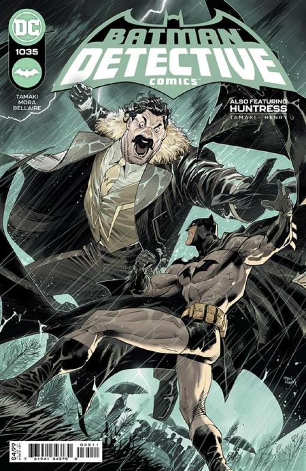Detective Comics #1035 (Dan Mora Cover)