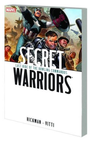Secret Warriors Vol. 4: Last Ride of the Howling Commandos