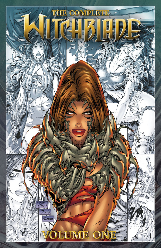 The Complete Witchblade Vol. 1