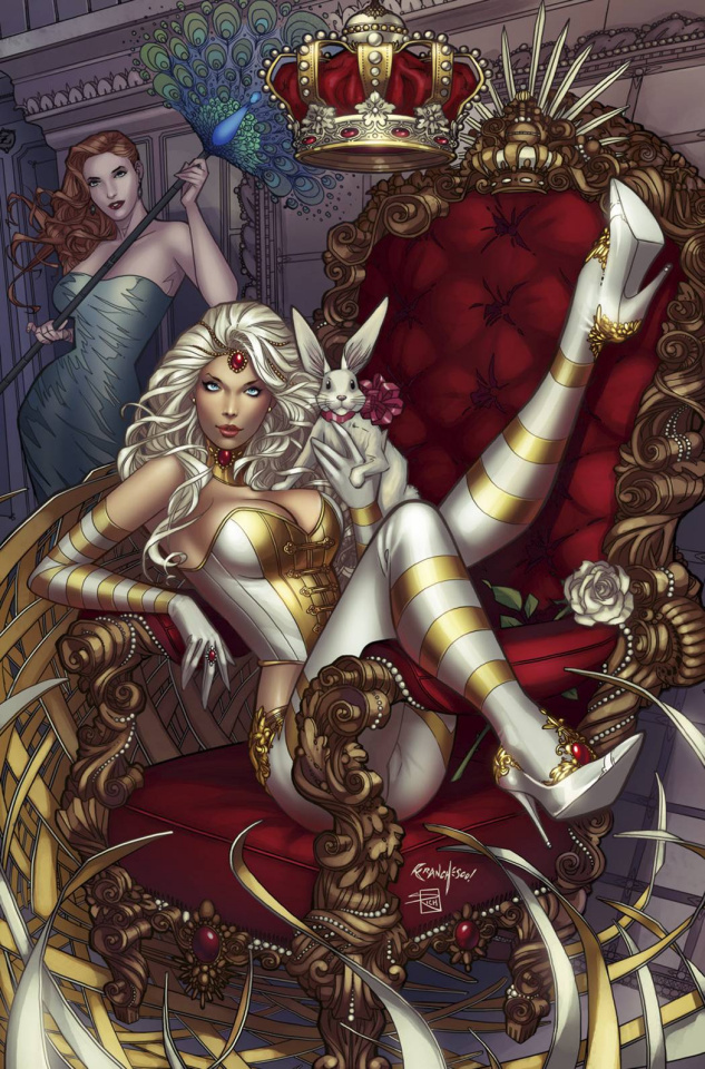 Grimm Fairy Tales: Wonderland #28 (Franchesco Cover)