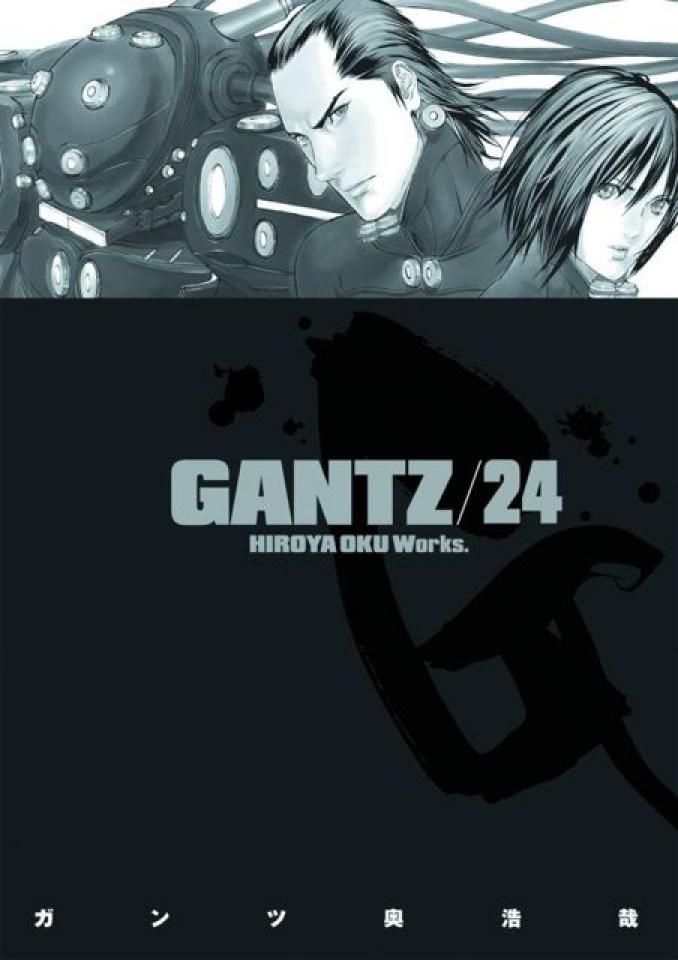 Gantz Vol. 24