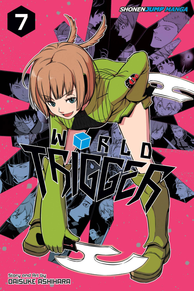 World Trigger Vol. 7