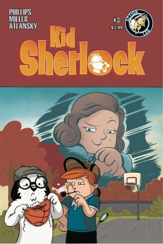 Kid Sherlock #3