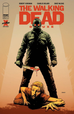 The Walking Dead Deluxe #17 (Finch & McCaig Cover)
