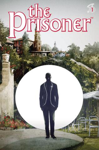 The Prisoner #1 (Lorimer Cover)