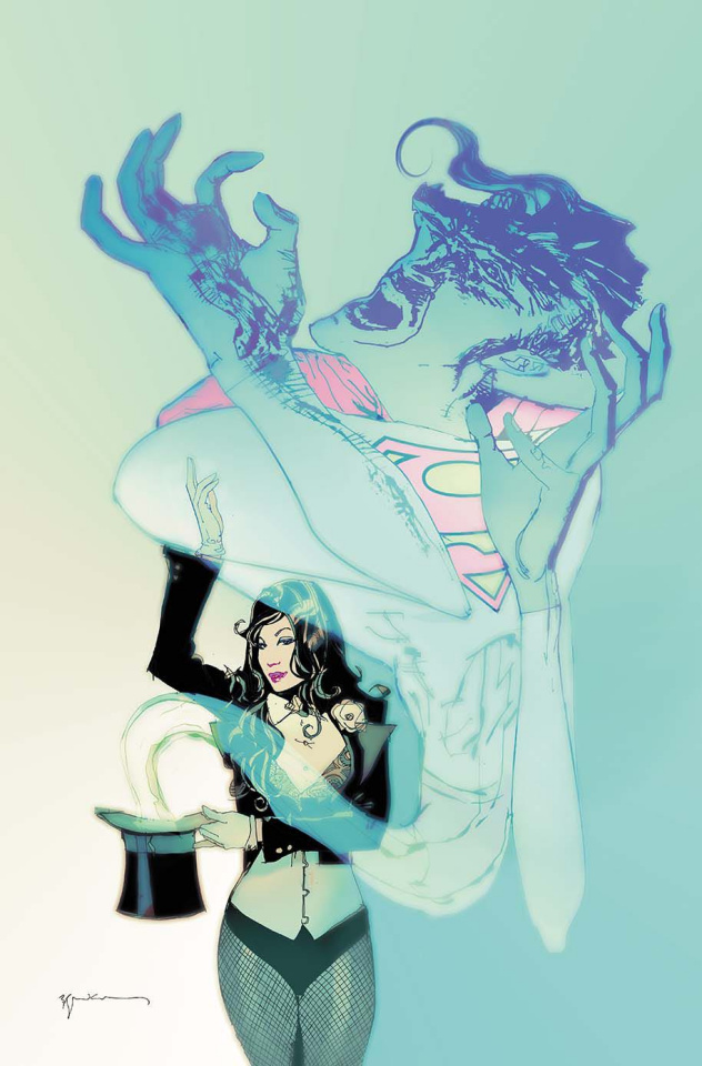 Trinity #13 (Variant Cover)