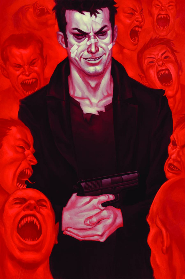 Criminal Macabre: Final Night/30 Days of Night #3