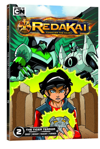 Redakai Vol. 2