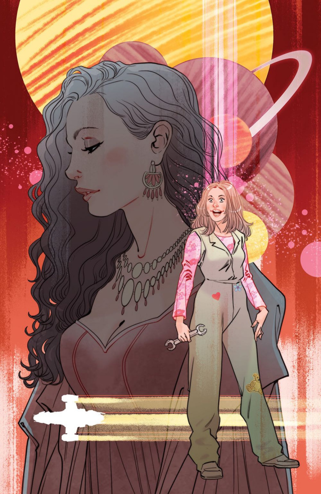 Firefly #3 (15 Copy Sauvage Cover)