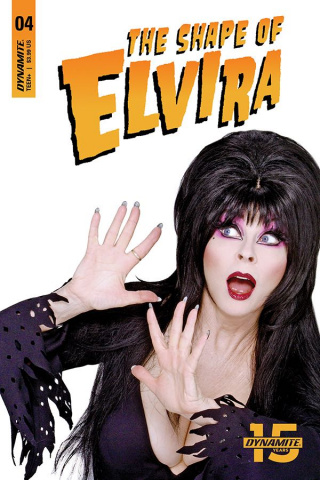 The Shape of Elvira #4 (Photo Cover)