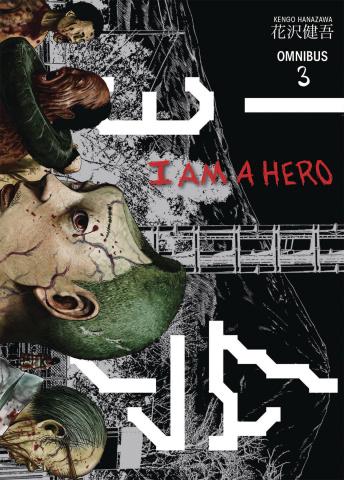 I am a Hero Vol. 3 (Omnibus)