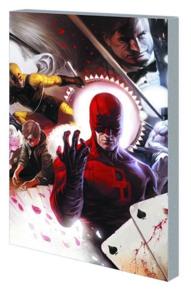 Daredevil by Brubaker & Lark Book 3