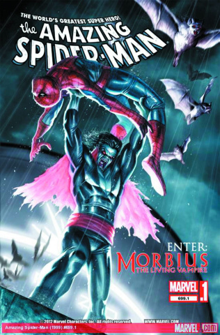 The Amazing Spider-Man #699.1 (2nd Printing)