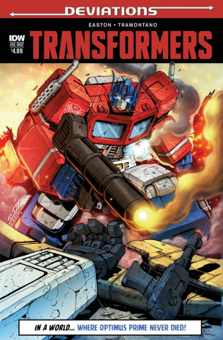 The Transformers: Deviations