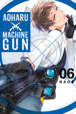 Aoharu X Machinegun Vol. 6