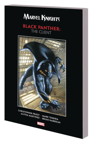 Black Panther: The Client