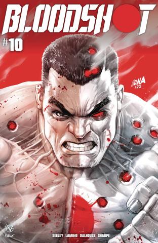 Bloodshot #10 (Nakayama Cover)