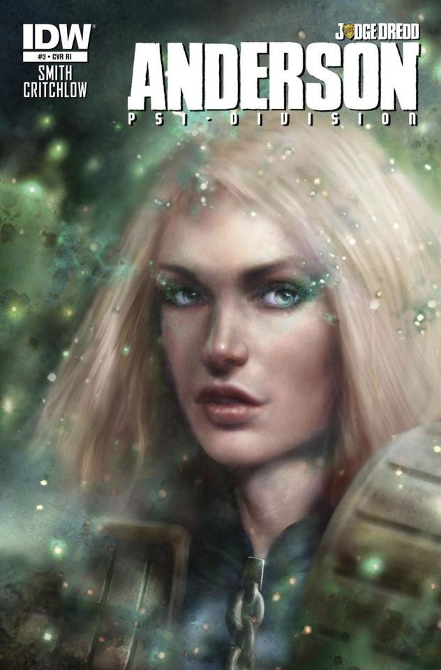 Judge Dredd: Anderson - Psi-Division #3