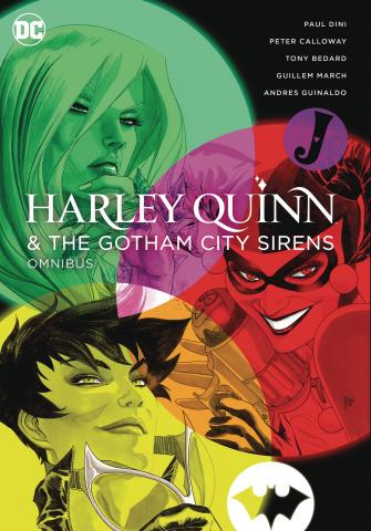 Harley Quinn & The Gotham City Sirens (Omnibus)