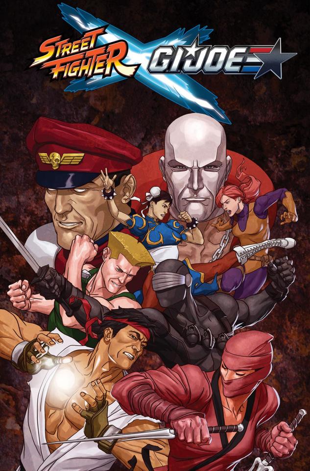 Street Fighter X G.I. Joe