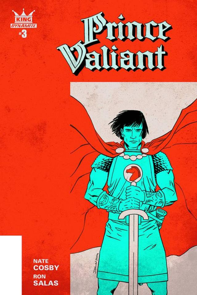 Prince Valiant #3