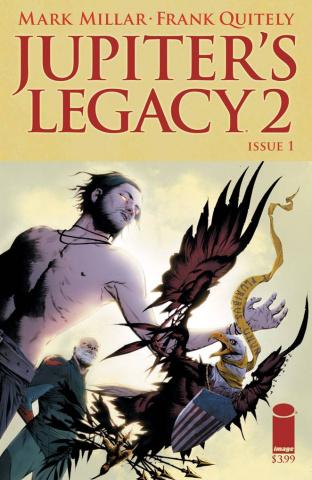 Jupiter's Legacy 2 #1 (Lee Cover)