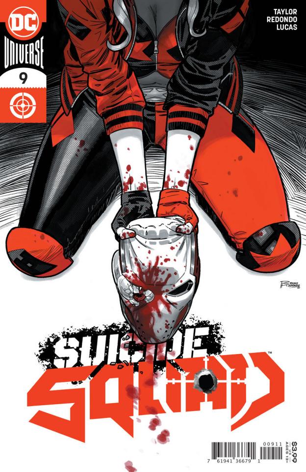 Suicide Squad #9 (Bruno Redondo Cover)