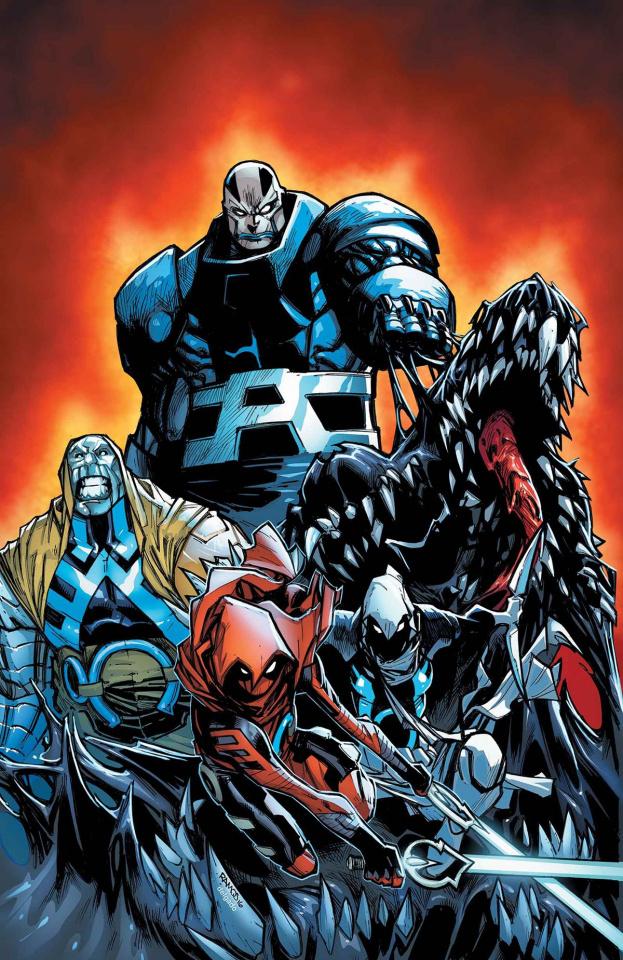 Extraordinary X-Men #12
