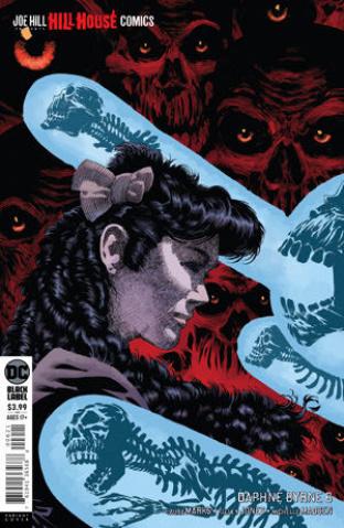 Daphne Byrne #6 (Kelley Jones Cover)