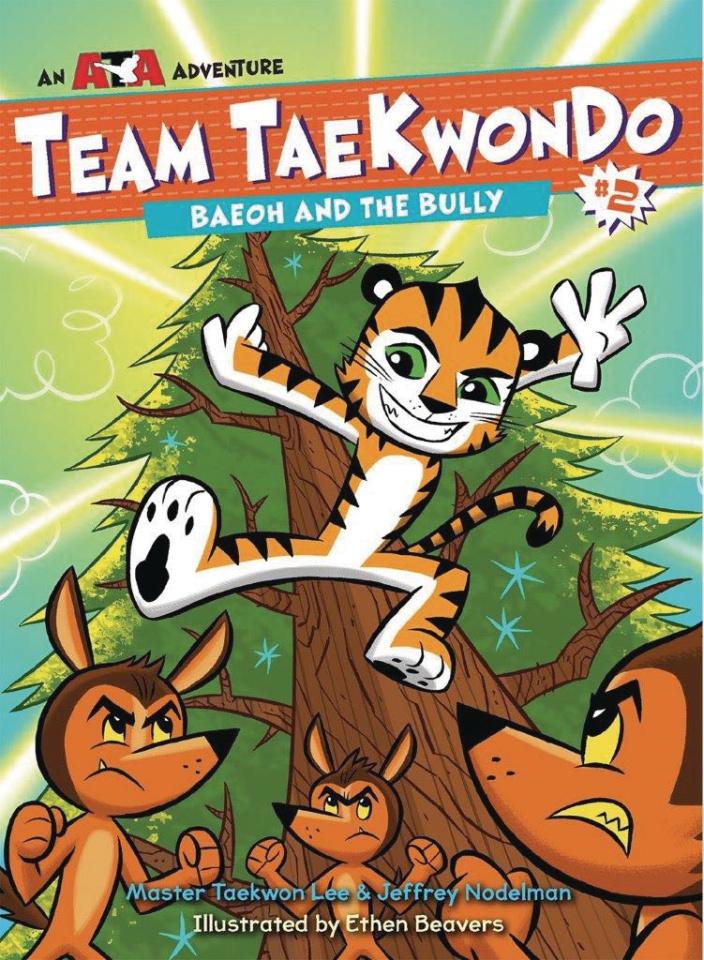 Team Taekwondo: Baeoh and the Bully