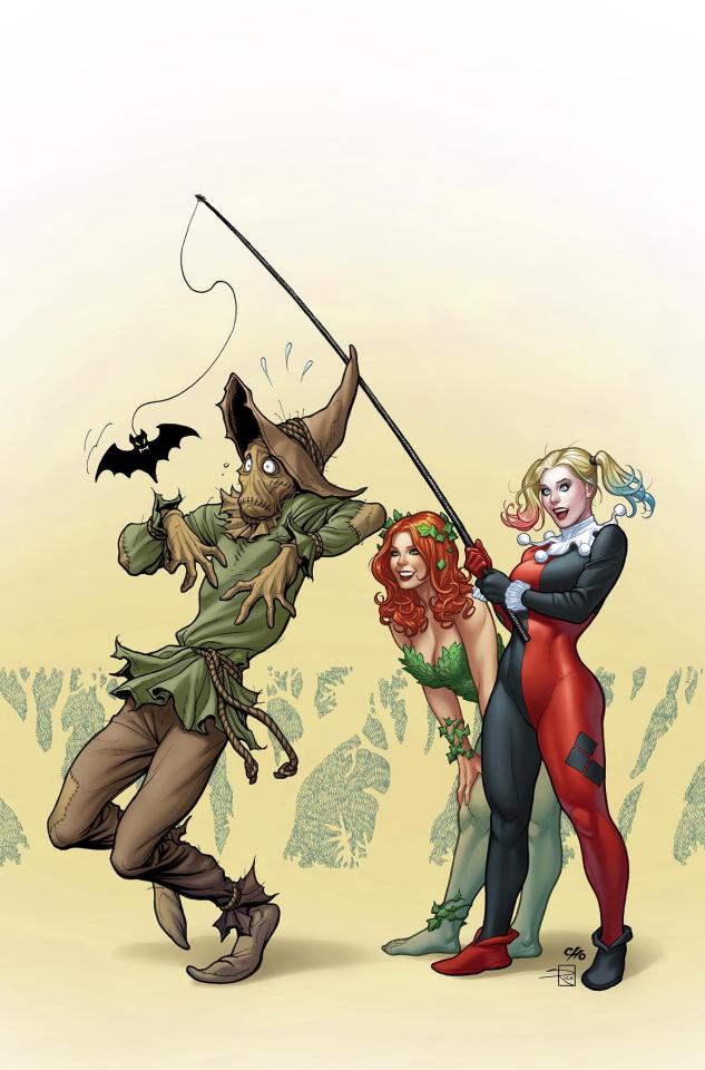 Harley Quinn #40 (Variant Cover)