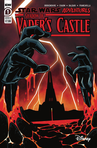 Star Wars Adventures: Shadow of Vader's Castle #1 (Charm Cover)