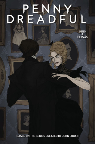 Penny Dreadful #8 (Caldwell Cover)