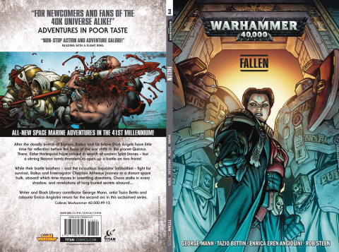 Warhammer 40,000 Vol. 3: The Fallen