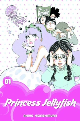 Princess Jellyfish Vol. 1