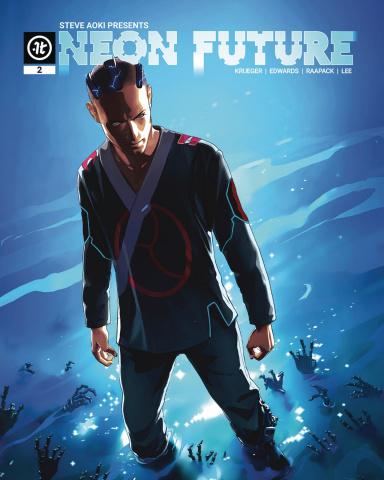 Neon Future #2 (Kuciara Cover)
