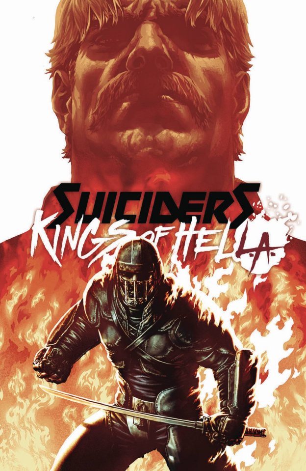 Suiciders: Kings of HelL.A. #2