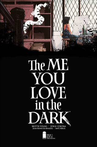 The Me You Love in the Dark #1 (3rd Printing)