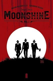 Moonshine #1 (2nd Printing)