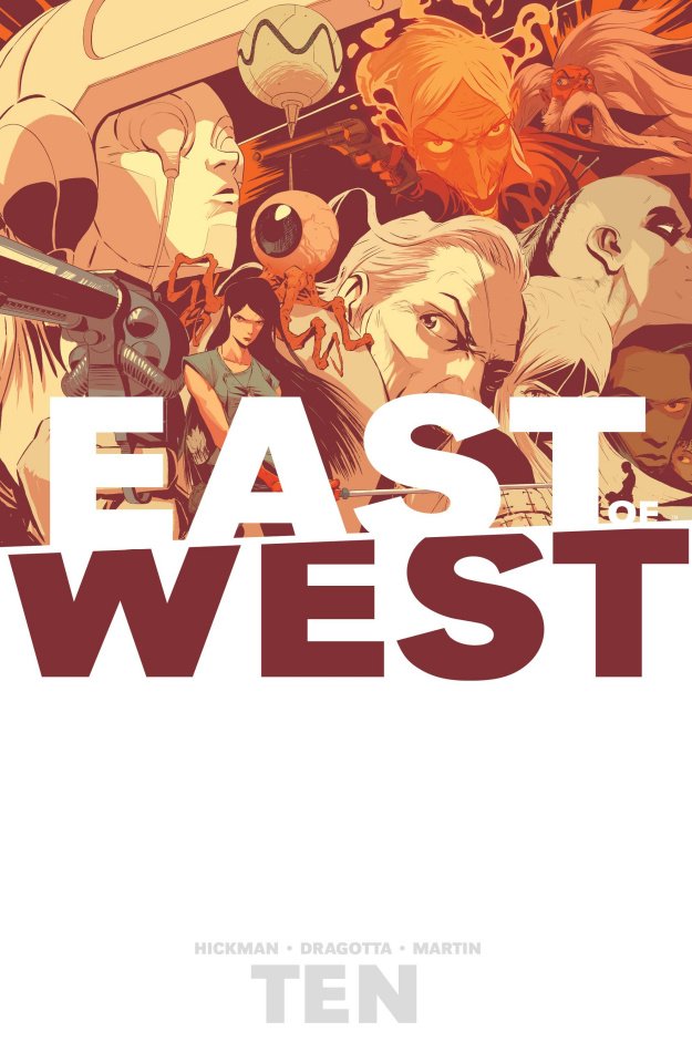 East of West Vol. 10