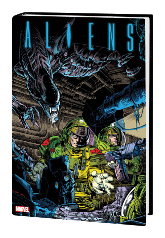 Aliens Vol. 1 (Omnibus Nelson Cover)