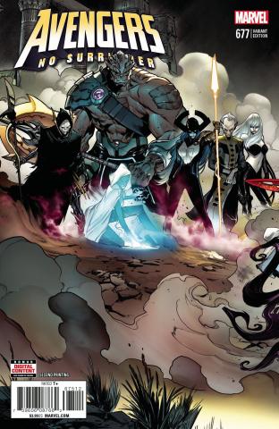 Avengers #677 (2nd Printing)